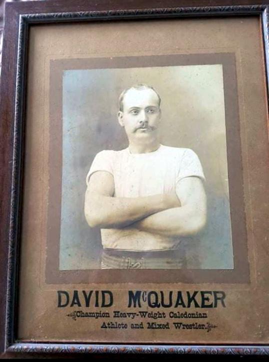 David McQUAKER