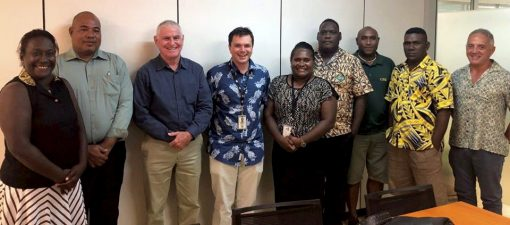 Tue 9 June 2020 at 12:38 PM ·<br /> Staff at the Australian High Commission are deeply saddened to learn that our good friend and colleague, Kevin Raue, recently passed away. Kevin had a great love and respect for Solomon Islands and spent many years working here, particularly with CSSI and justice sector colleagues. We will miss Kevin immensely - his wonderful presence and commitment were an inspiration to us all.<br />