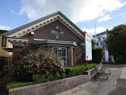 The old Pymble Police Station, in use until 1994, when it was put on the market in 2013. Picture: ADAM WARD