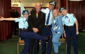 Some great memories when Tony was our shift supervisor at VKG4 Wagga a fun 9 years. RIP now Big fella.S/C R Nixon, SCO R Faulkner, Sgt T Cramp, SCO M Mackintosh, S/C K BurnessKind RegardsMichelle Mackintosh ex serial# 8880008