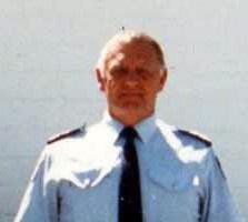 John Clement DUNBAR AKA Clem at Goulburn Academy - Patrol Commanders Course # 4012 of November 1990
