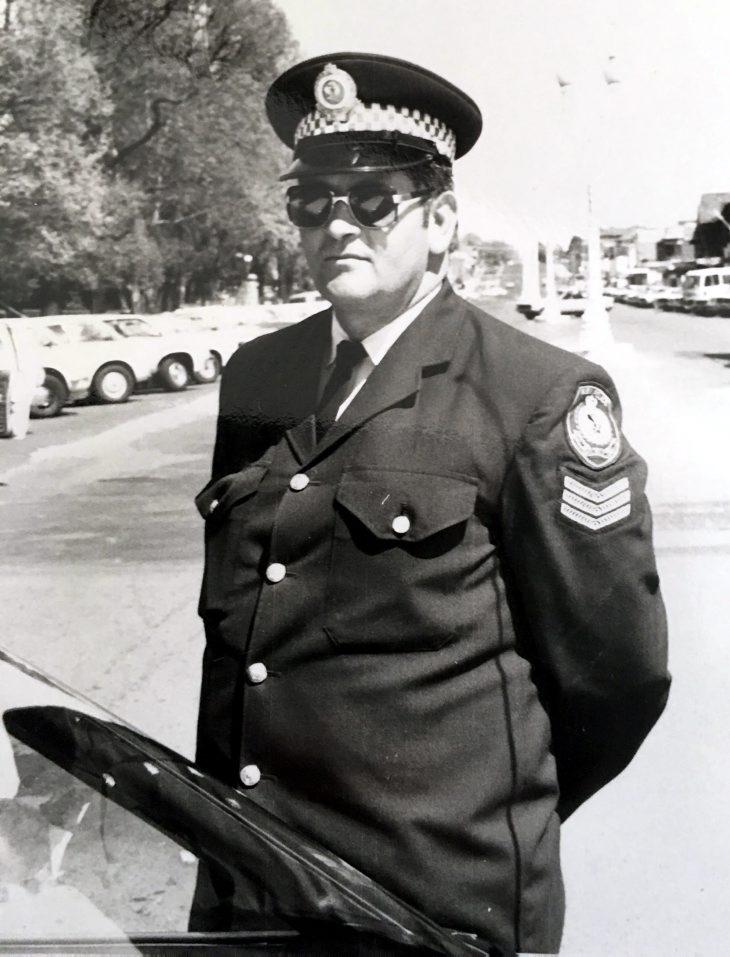 Sgt John Graham IMESON