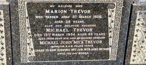 Michael John TREVOR