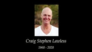 Craig Stephen LAWLESS