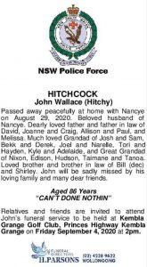 John Hitchcock @ Hitchy