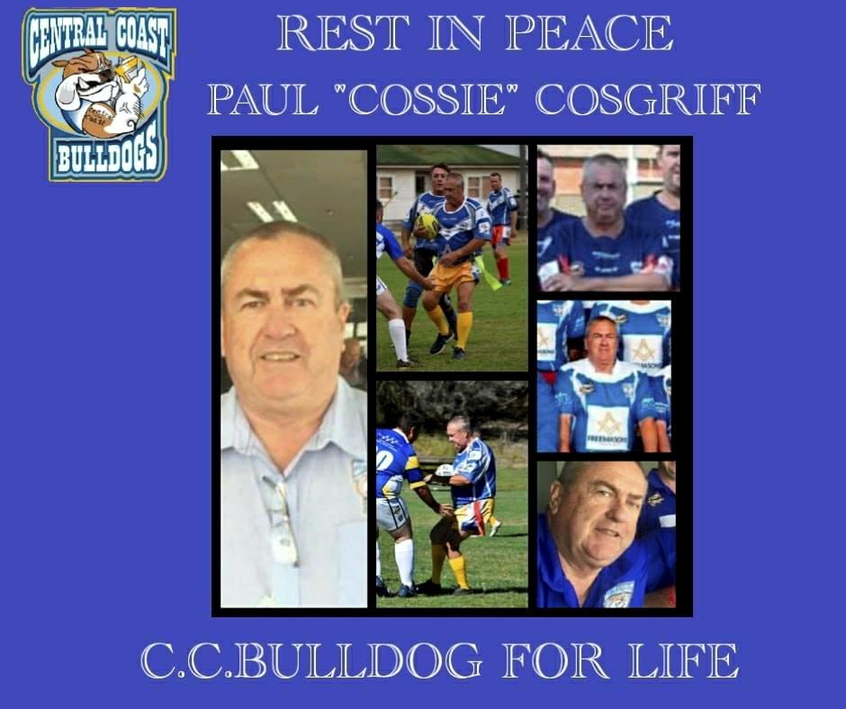 Paul COSGRIFF