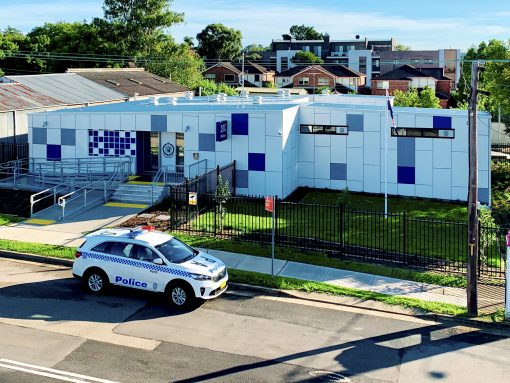 WENTWORTHVILLE POLICE STATION