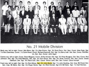 21 Special Squad - 1979