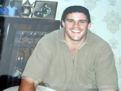 Darrin VOSS: Rudi Voss September 2 at 10:03 AM · Lost my wonderful son Darrin during the night. This is how I want to remember him.