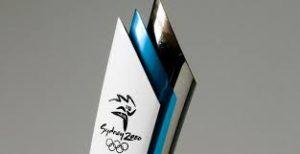 Olympic torch - Sydney 2000