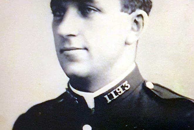 John Joseph AGNEW. Uniform # 1193