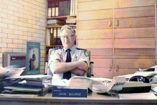 John Kevin BOURKE, John BOURKE, Inspector John BOURKE
