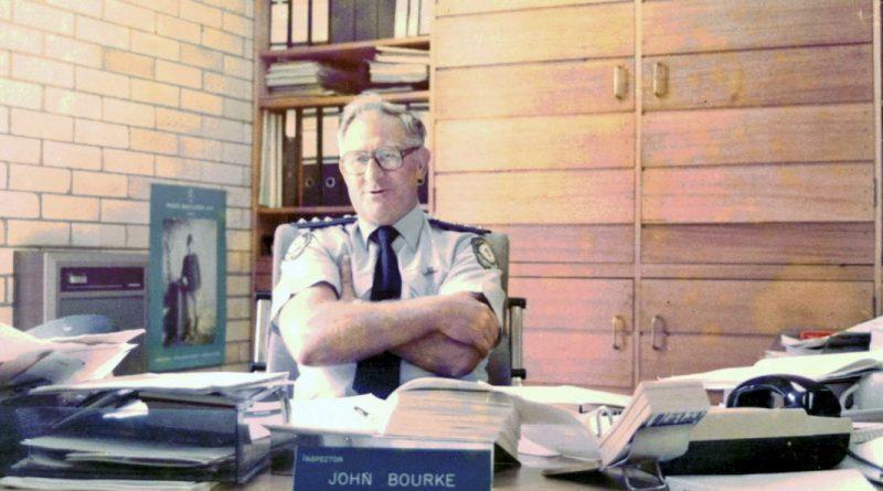 John Kevin BOURKE, John BOURKE
