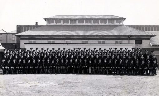 Police Academy Class 093 Redfern Police Academy Class 93 Sworn In on Monday 29 October 1962
