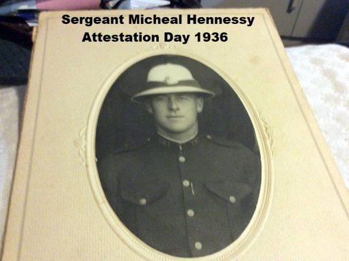 Michael R HENNESSY, Michael HENNESSY
