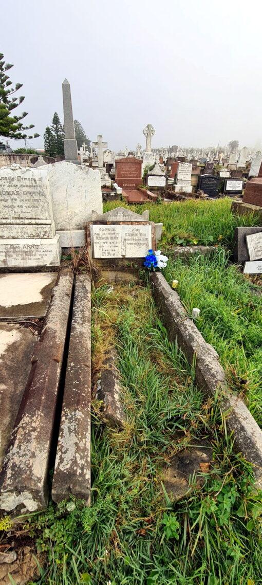 Edwin Erskine MAY - Grave