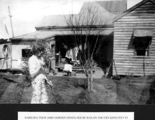 Bob DINE's 2nd house in Tahmoor, NSW