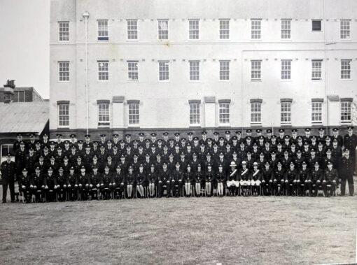 Class 105 - December 1965, Redfern Police Academy