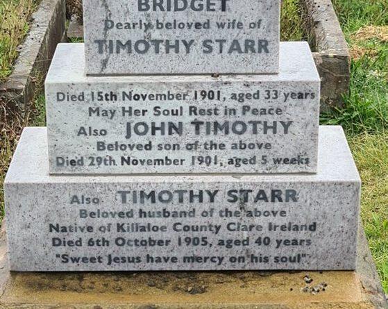 Timothy STARR, Tim STARR