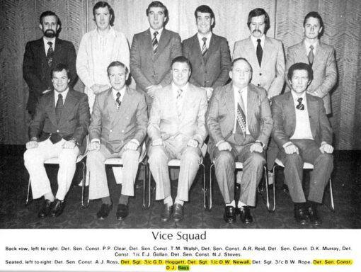 Vice Squad, Dennis BASS, Sam BASS