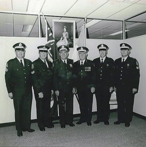 Art NEVILLE, Arthur NEVILLE, Arthur Norman NEVILLE, Mona Vale Police, Norm NEVILLE, Superintendent NEVILLE
