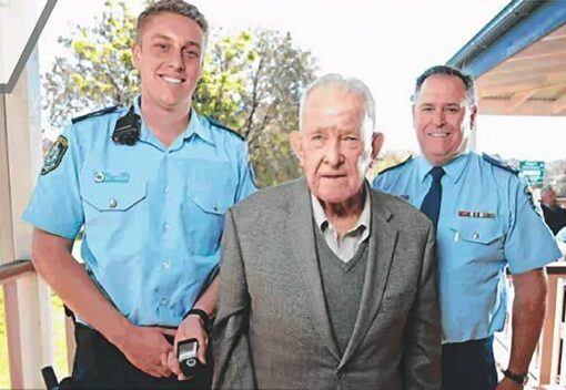 Art NEVILLE, Arthur NEVILLE, Arthur Norman NEVILLE, Mona Vale Police, Norm NEVILLE, Probationary Constable JAKE, Superintendent Dave DARCY, Superintendent NEVILLE