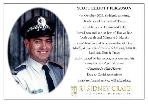 Scott Elliott FERGUSON