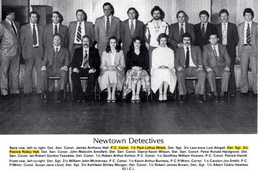Newtown Detectives