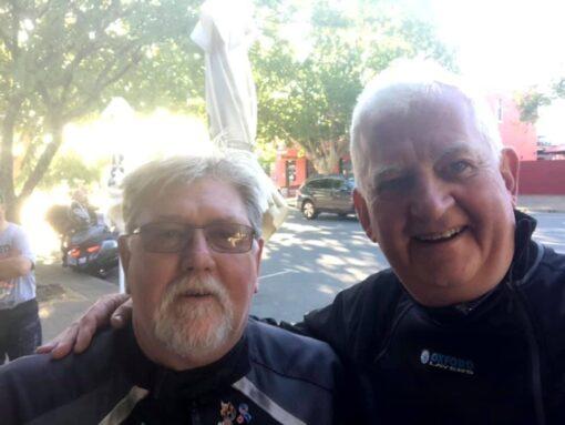 Robert Charles MORAN & Robert REDFERN
